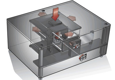 vibration Control Negative Stiffness Vibration Isolator